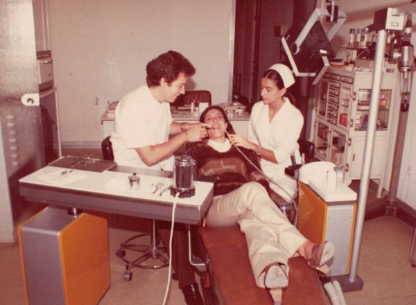 compromiso y la confianza clinica dental