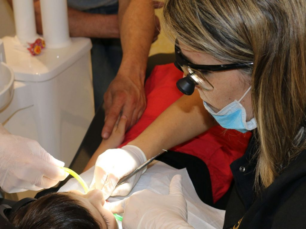 carillas dentales Sanz Clínica Dental