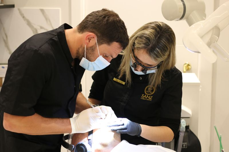 sedacion dental sanzclinicadental