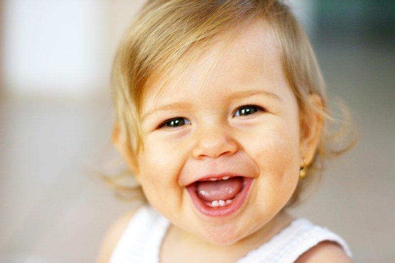 7 cosas sobre los primeros dientes de tu bebé