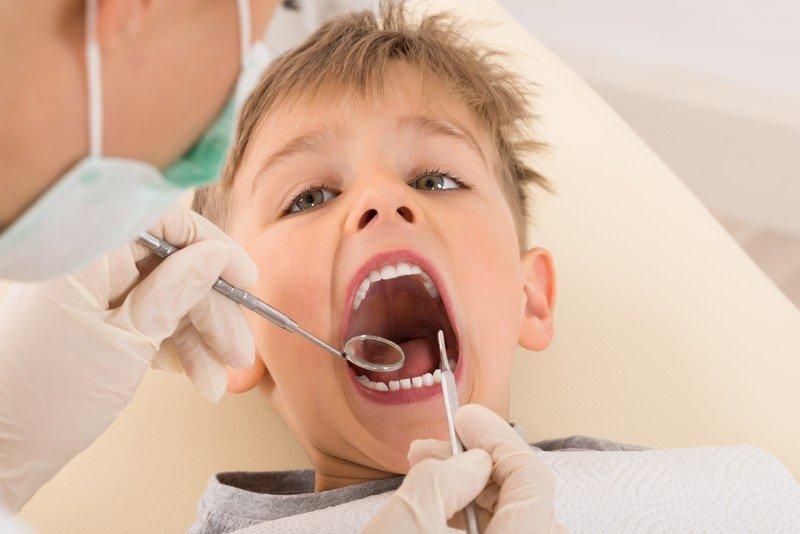 ¿Cuáles son los problemas dentales más frecuente en niños?