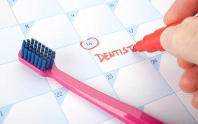 Cómo saber cuándo debo ir al dentista