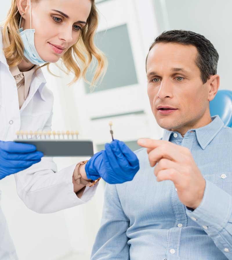 Implantes dentales Sanz clínica dental