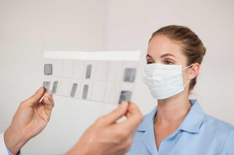 ¿Cuántos tipos de radiografías dentales existen?