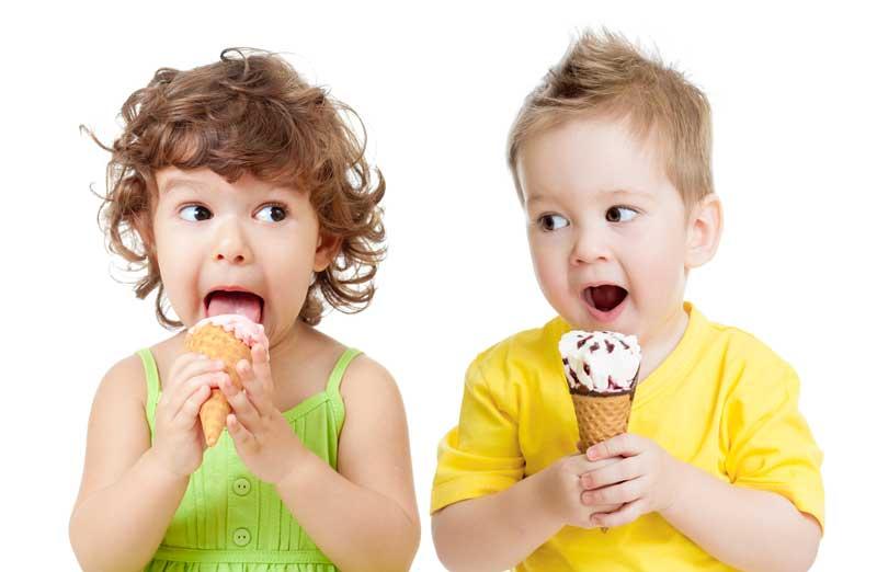 Consumo de azúcar y salud dental infantil