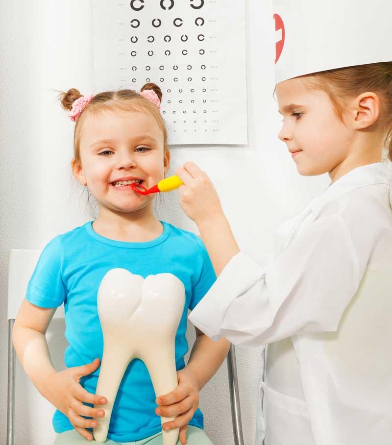 Ir al dentista con tu hijo